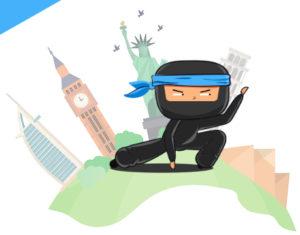 vpncity ninja logo