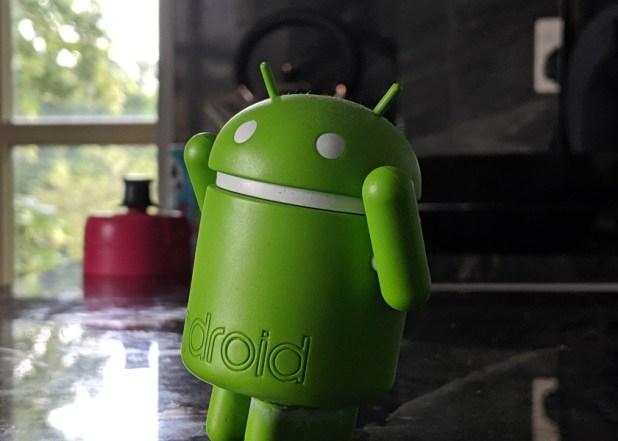 Google Pixel 3a - portrait off