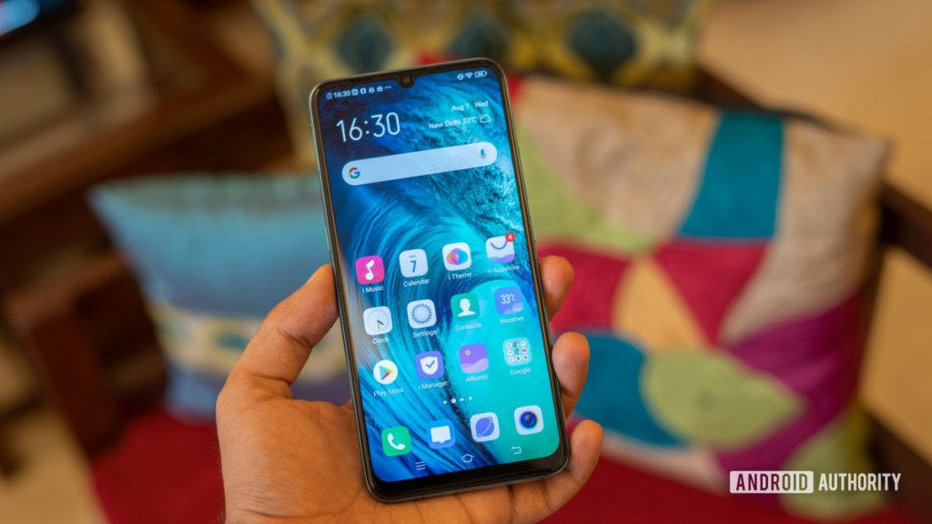 """Vivo S1 in hand with front of the phone """"width ="""" 1200 """"height ="""" 675 """"srcset ="""" https://cdn57.androidauthority.net/wp-content/uploads/2019/08/Vivo-S1-in- hand-show-front-of-the-phone-1200x675.jpg 1200w, https://cdn57.androidauthority.net/wp-content/uploads/2019/08/Vivo-S1-in-hand-showing-front-of - the-phone-300x170.jpg 300w, https://cdn57.androidauthority.net/wp-content/uploads/2019/08/Vivo-S1-in-hand-showing-front-of-the-phone-768x432. jpg 768w, https://cdn57.androidauthority.net/wp-content/uploads/2019/08/Vivo-S1-in-hand-showing-front-of-the-phone-16x9.jpg 16w, https: // cdn57 .androidauthority.net / wp-content / uploads / 2019/08 / Vivo-S1-in-hand-for-the-phone-32x18.jpg 32w, https://cdn57.androidauthority.net/wp- content / uploads / 2019/08 / Vivo-S1-in-hand-for-the-phone-28x16.jpg 28w, https://cdn57.androidauthority.net/wp-content/uploads/2019/08 / Vivo- S1-in-hand-showing-front-of-the-phone-56x32.jpg 56w, https://cdn57.androidauthority.net/wp-content/upload s / 2019/08 / Vivo-S1-in-hand-show-front-of-the-phone-64x36.jpg 64w, https://cdn57.androidauthority.net/wp-content/uploads/2019/08/Vivo -S1-in-hand-showing-front-of-the-phone-712x400.jpg 712w, https://cdn57.androidauthority.net/wp-content/uploads/2019/08/Vivo-S1-in-hand- showing-front-of-the-phone-1000x563 .jpg 1000w, https://cdn57.androidauthority.net/wp-content/uploads/2019/08/Vivo-S1-in-hand-showing-front-of-the -phone-792x446.jpg 792w, https: / /cdn57.androidauthority.net/wp-content/uploads/2019/08/Vivo-S1-in-hand-showing-front-of-the-phone-1280x720.jpg 1280w , https://cdn57.androidauthority.net/ wp-content / uploads / 2019/08 / Vivo-S1-in-hand-front-of-the-phone-840x472.jpg 840w, https://cdn57.androidauthority. net / wp-content / uploads / 2019 /08/Vivo-S1-in-hand-showing-front-of-the-phone-1340x754.jpg 1340w, https://cdn57.androidauthority.net/wp-content/uploads / 2019/08 / Vivo-S1- hand-show-for-the-phone-770x433.jpg 770w, https://cdn57.androidauthority.net/wp-content/upload s / 2019/08 / Vivo-S1-i"""