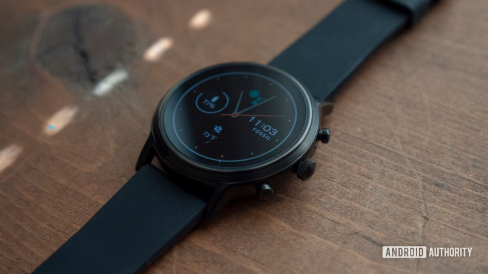 Fossil Gen 5 Smartwatch Review Display Clock Face8