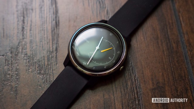 withings move ecg review watch face 5