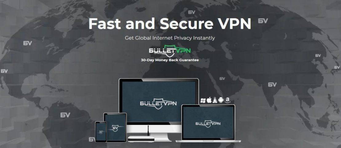 BulletVPN VPN service
