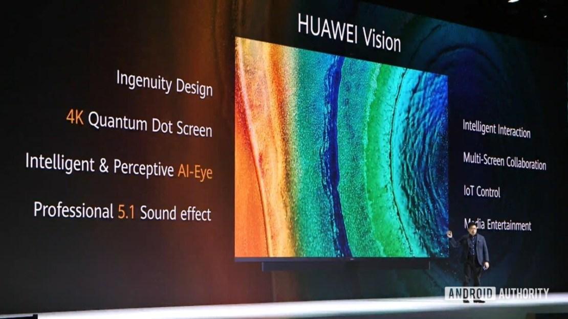 Huawei Vision TV