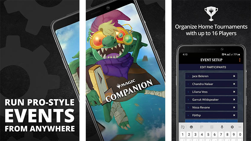 Magic The Gathering Companion is one of the best new android apps