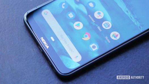 Nokia 6.2 -- phone under £200