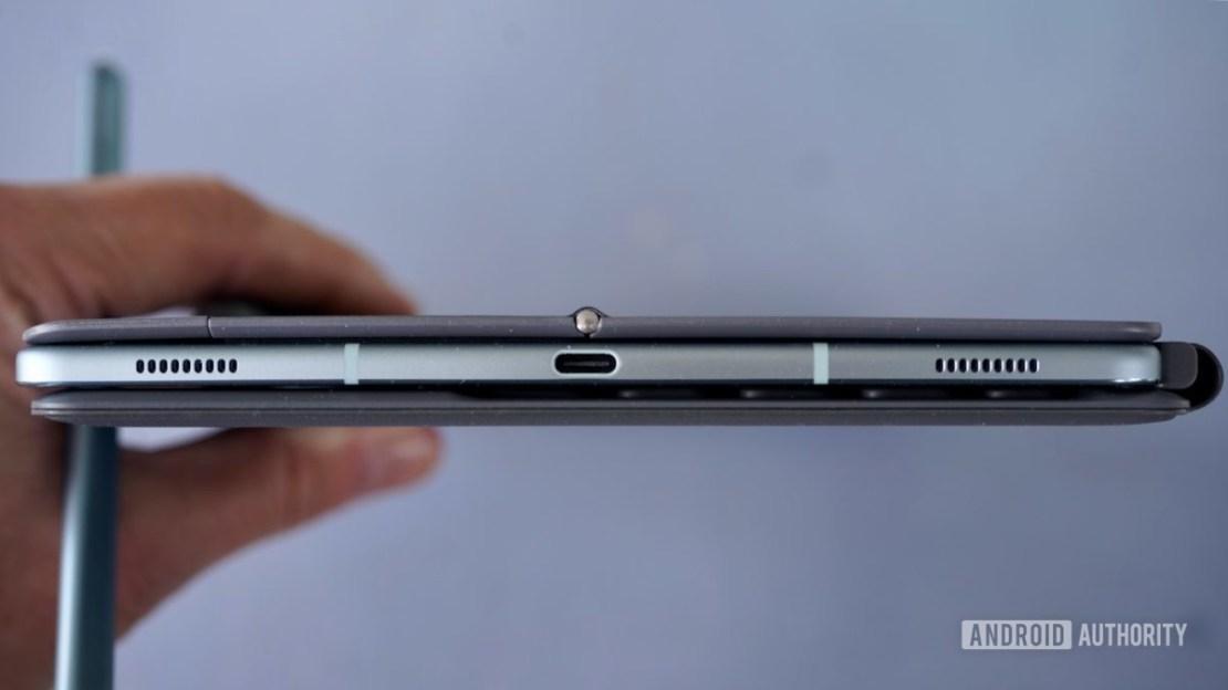 Samsung Galaxy Tab S6 review thin profile