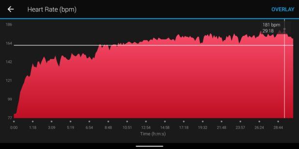 fitbit versa 2 review heart rate screenshot vs garmin forerunner 245 music