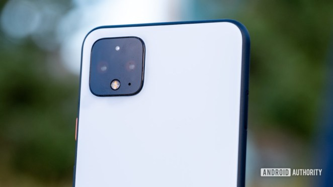 Google Pixel 4 XL camera closeup 19