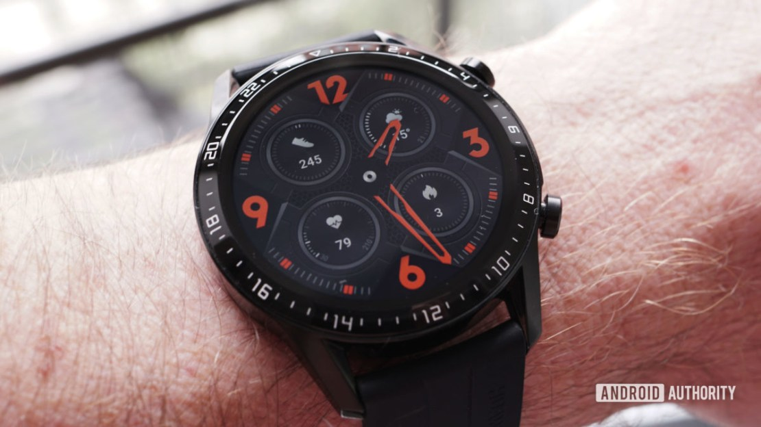 Huawei Watch GT 2 X watch face