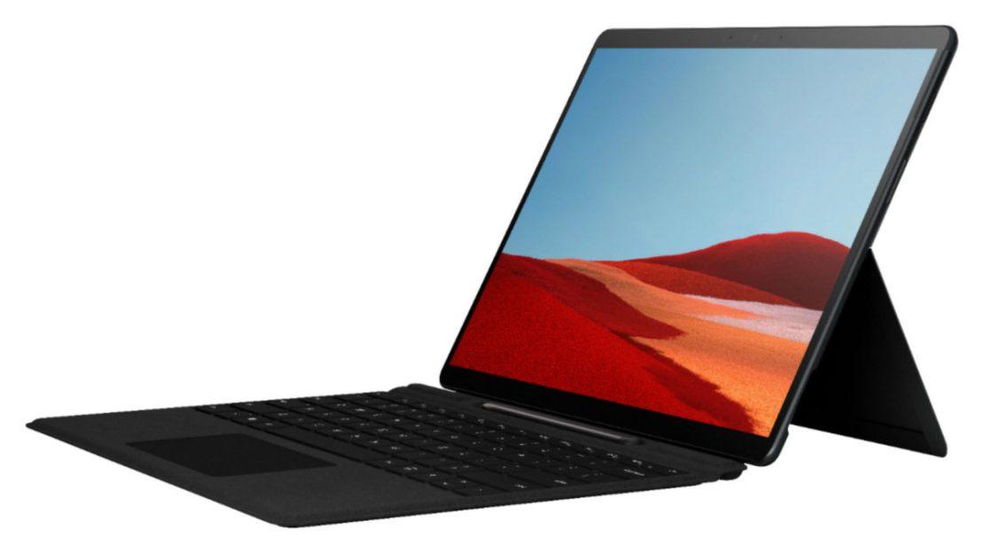 Microsoft Surface ARM based leak