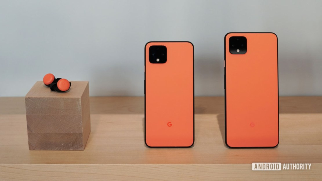 Pixel 4 Now on AT&T