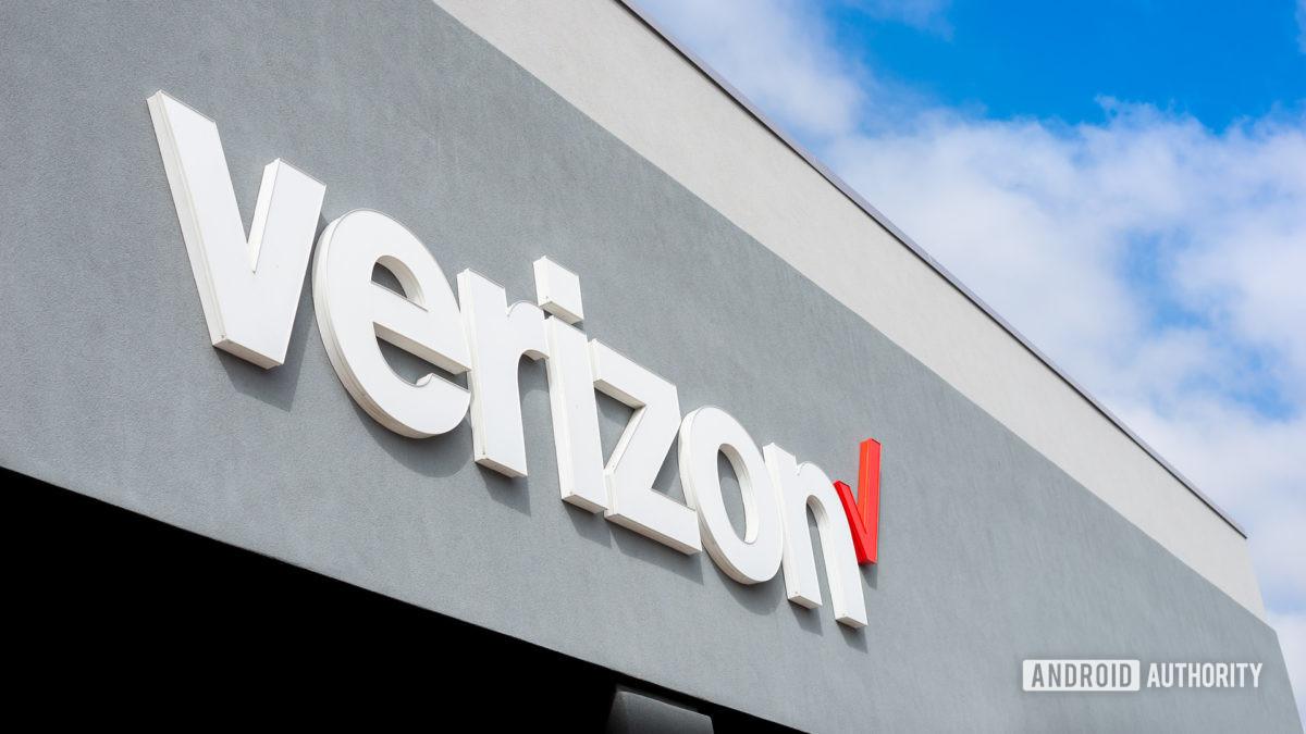 Imagem 1 do logotipo da Verizon Wireless
