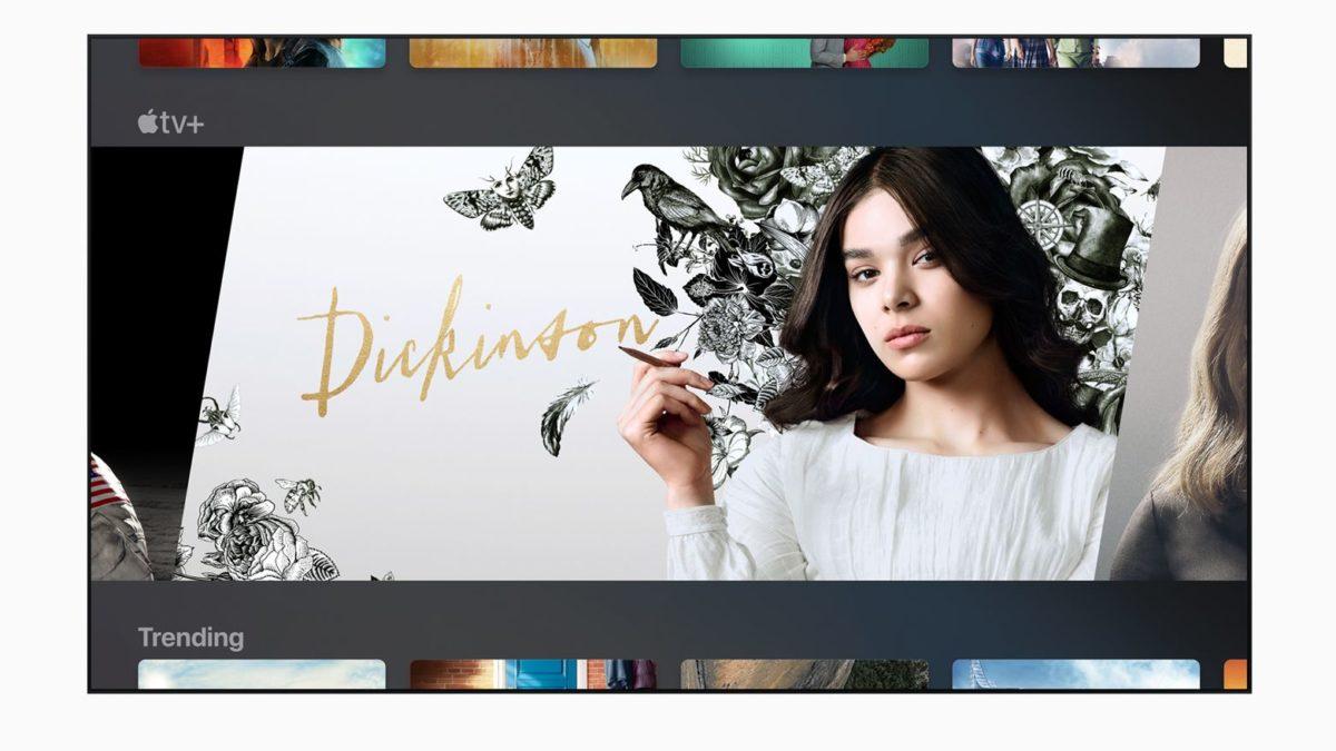 приложение apple tv plus
