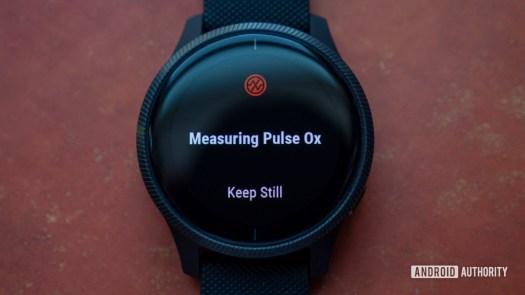 garmin venu review pulse oximeter sensor spo2