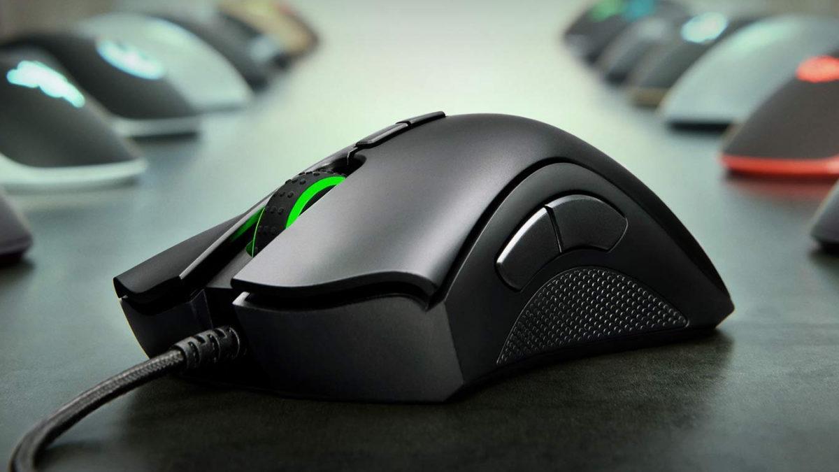 Mouse para jogos Razer DeathAdder Elite