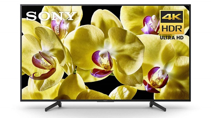 Sony 4K Ultra HD Smart LED TV with HDR