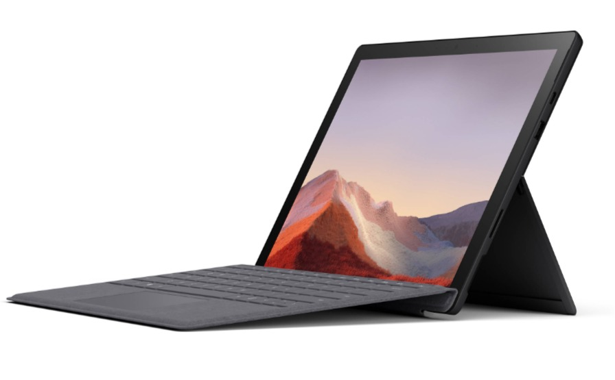 Surface Pro 7 Black Friday 2020 deal