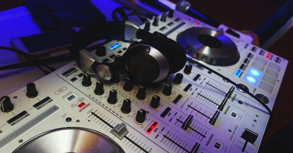 Наушники DJ Music Production