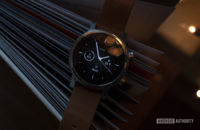 Moto 360 2019 review on book watch face 2