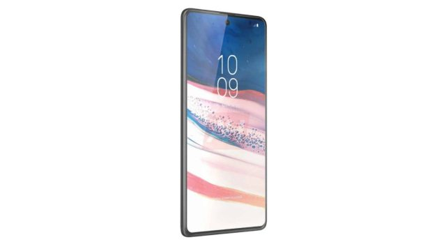 Samsung Galaxy Note 10 Lite AH Leak