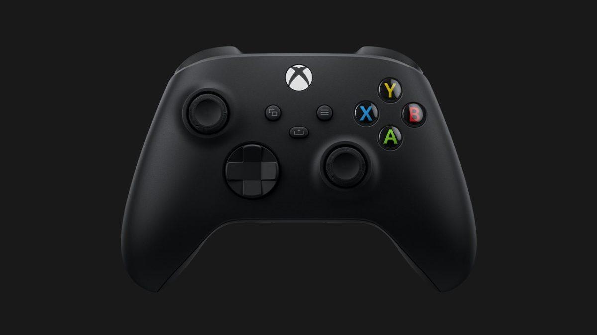 Контроллер Xbox Series X