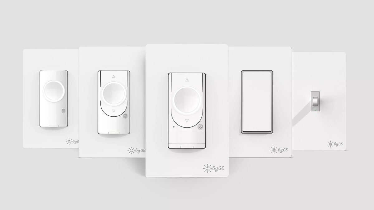 C by GE Smart Switches