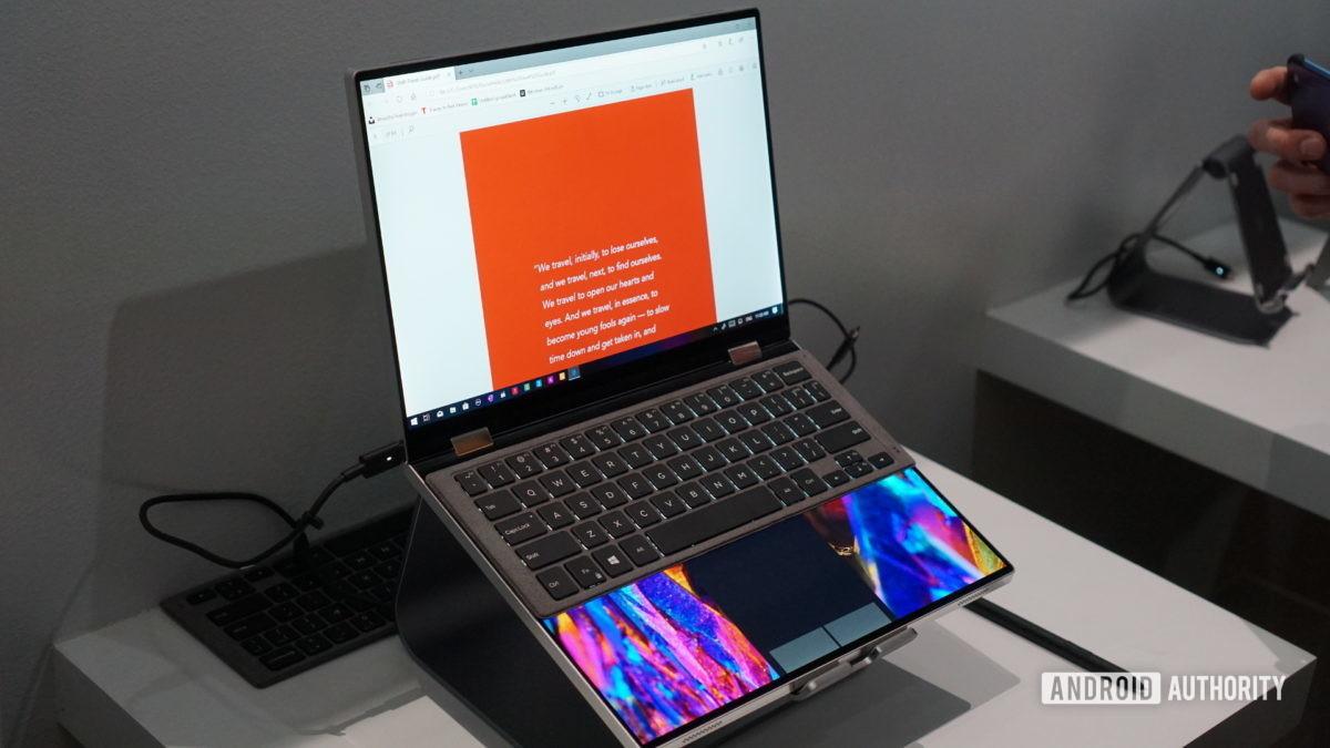 Teclado Dell Concept Duet