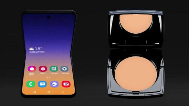Samsung Bloom Lancome Compact comparison
