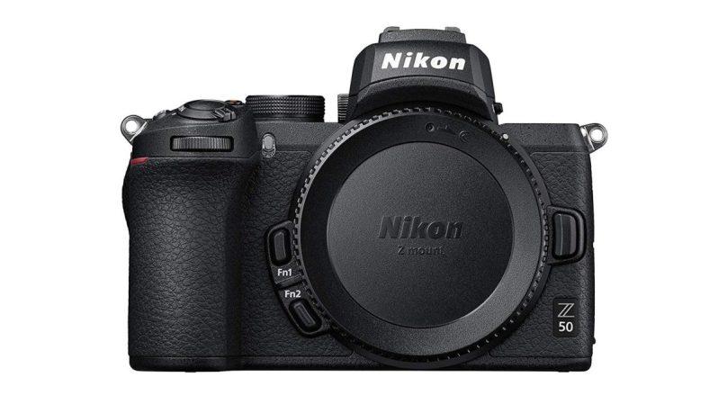 Nikon Z50 camera body