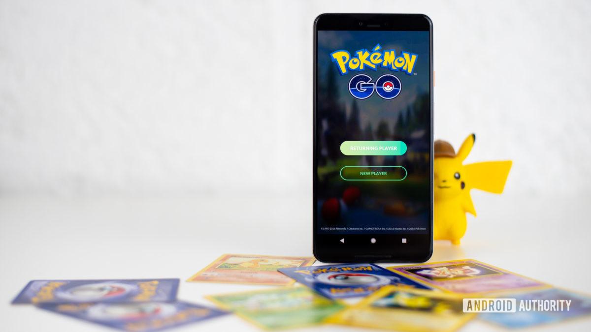 Pokemon Go стоковое фото 7
