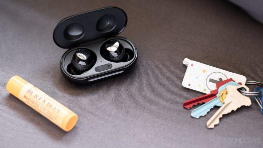Samsung Galaxy Buds Plus true wireless earbuds case