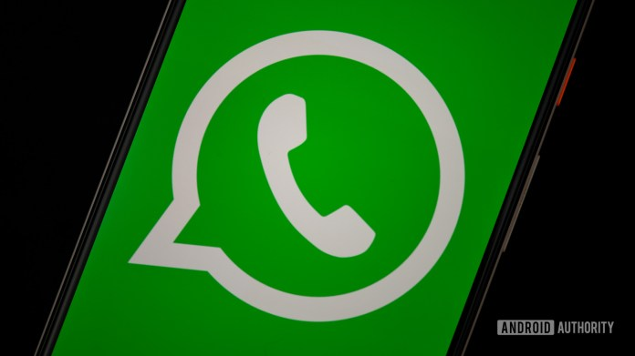 WhatsApp by Facebook stock photo 4