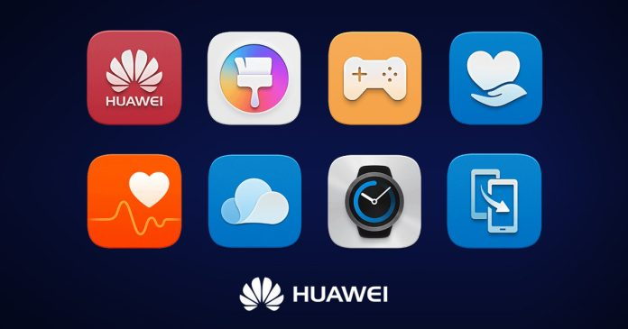 huawei mobile services hms