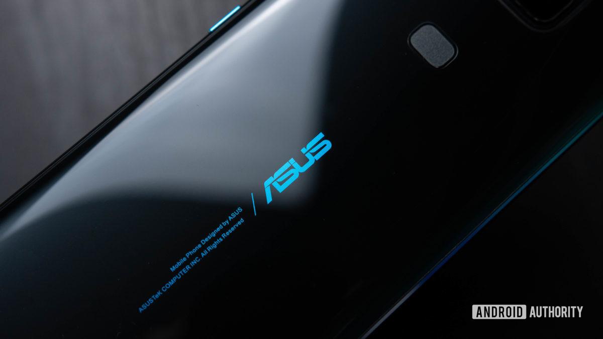 Asus Logo Zenfone 6