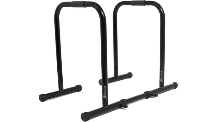 Best Home Gym Equpment Dip Bars 16x9 720p