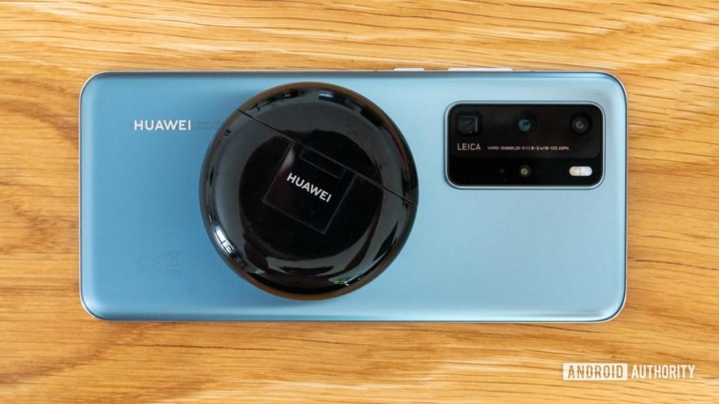 FreeBuds Huawei P40 Pro 3