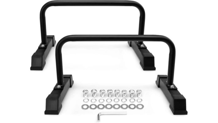Parallettes Best Home Gym Equipment 16x9