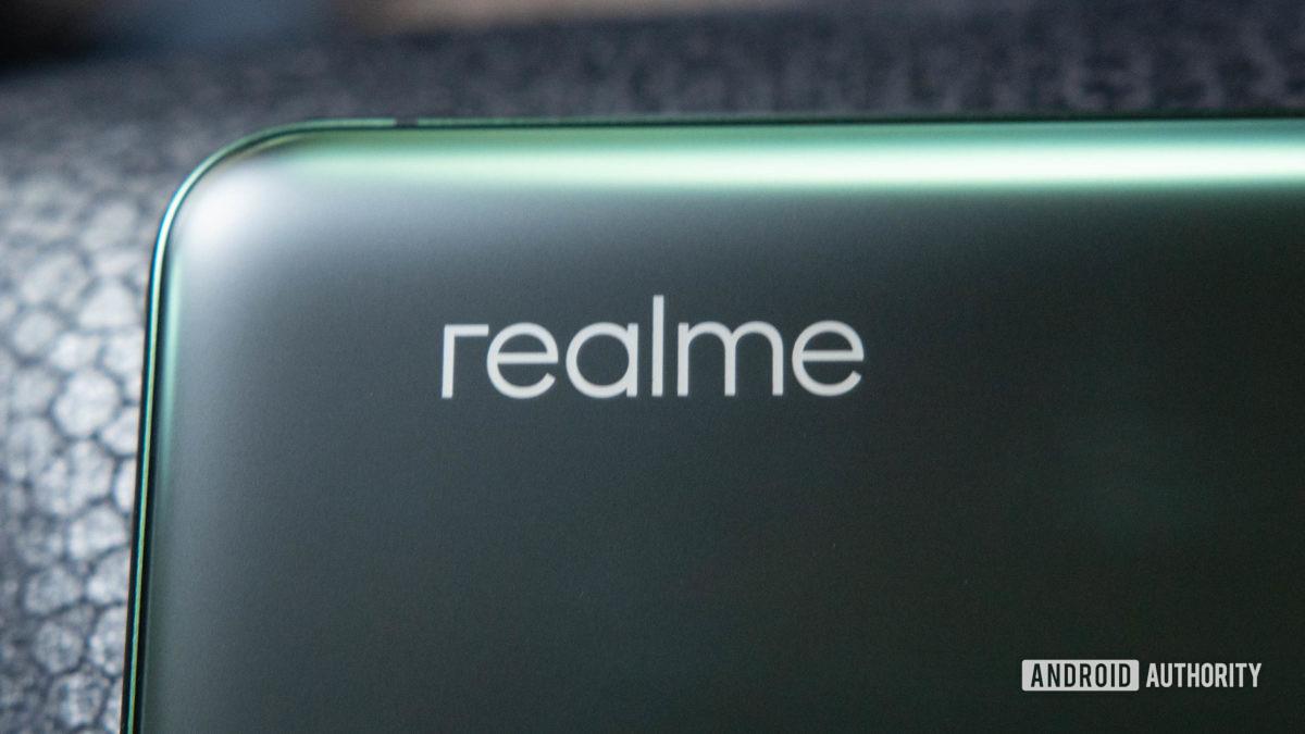 Realme X50 Pro 5G Realme Логотип