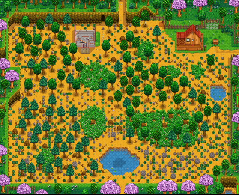 The Best Stardew Valley Farm Layouts Android Authority