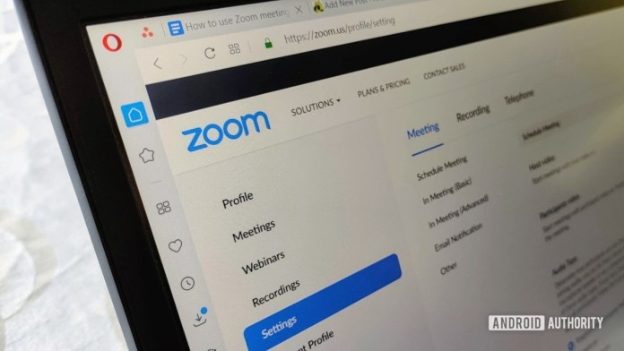 Zoom on PC