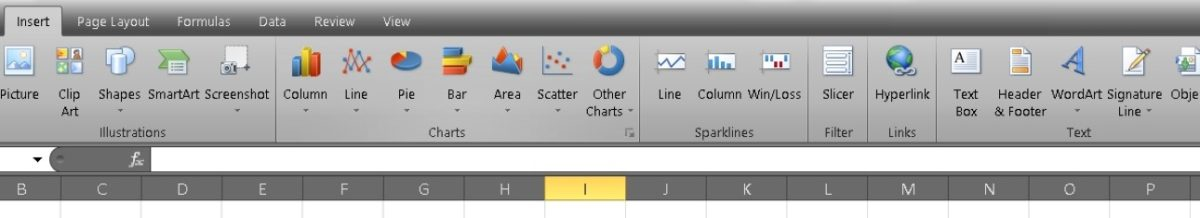 Excel график 1