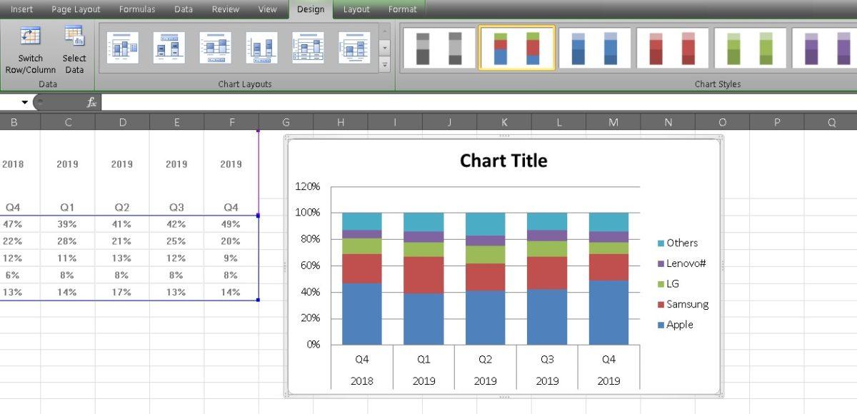 Excel Graph 4