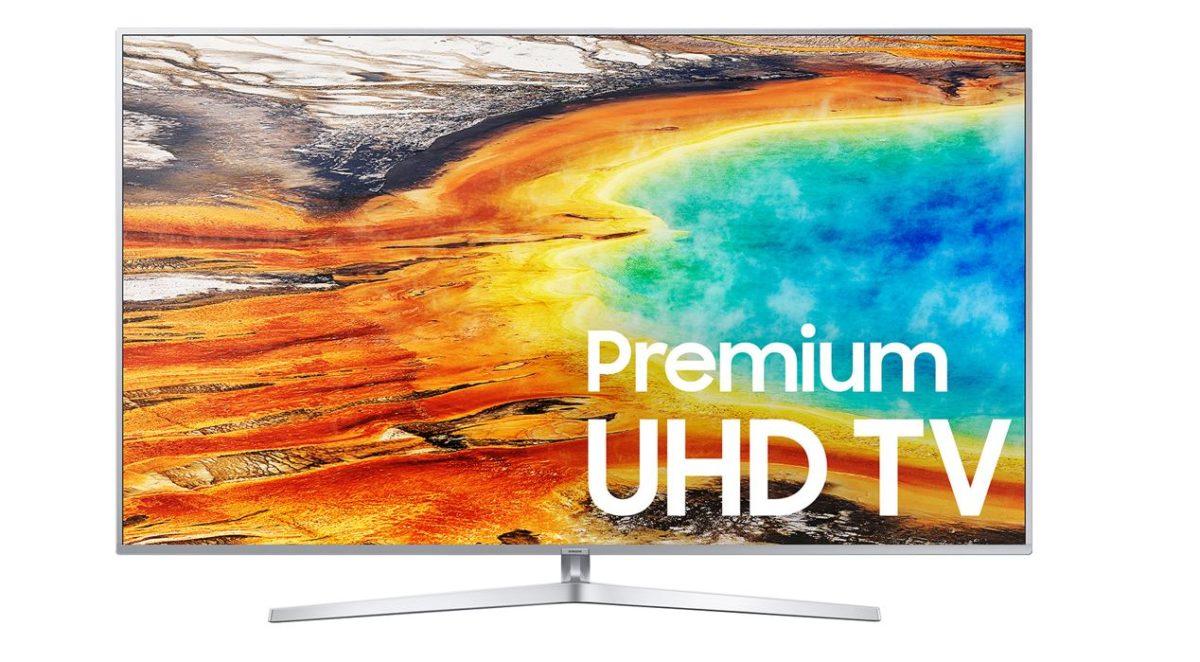 TV UHD de 75 polegadas Classe MU9000 Premium 4K