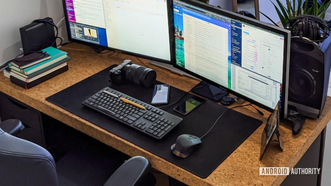 Обзор постоянного стола FlexiSpot E5 полная настройка