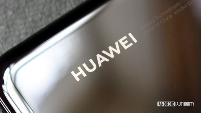 Логотип Huawei P40 Pro