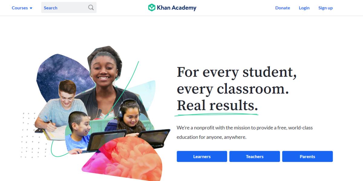 Хан Академия лучших бесплатных ресурсов для студентов