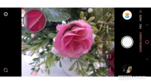 RedMagic 5G macro camera screenshot