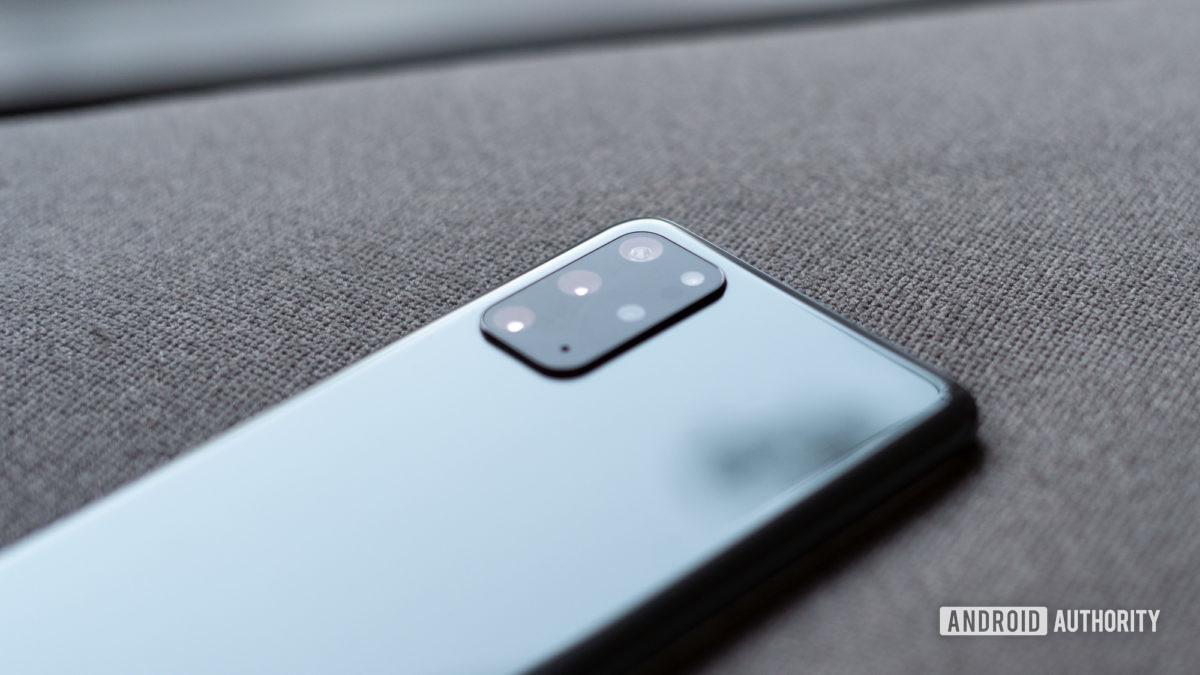 Датчик камеры Samsung Galaxy S20 Plus
