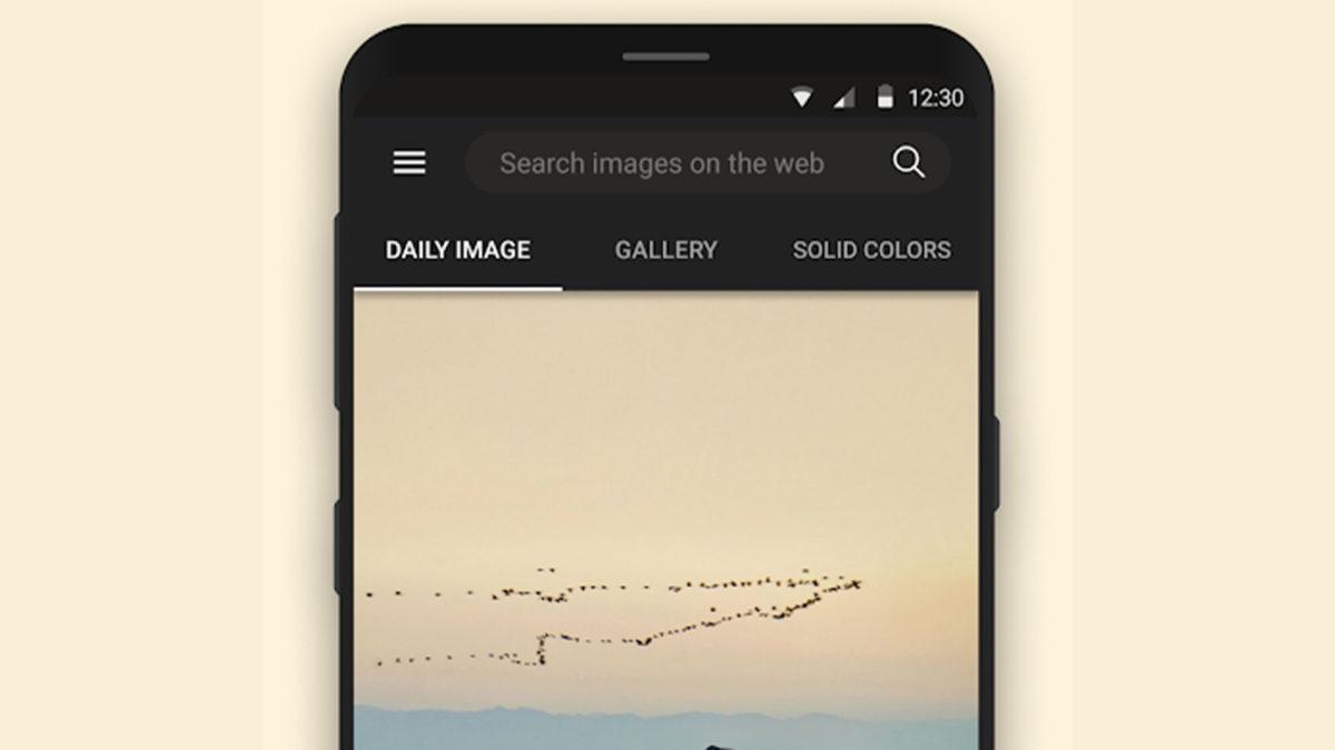 Скриншот AAW Bing Wallpapers