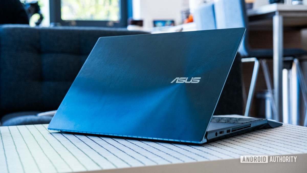 Perfil de tampa Asus Zenbook Pro Duo